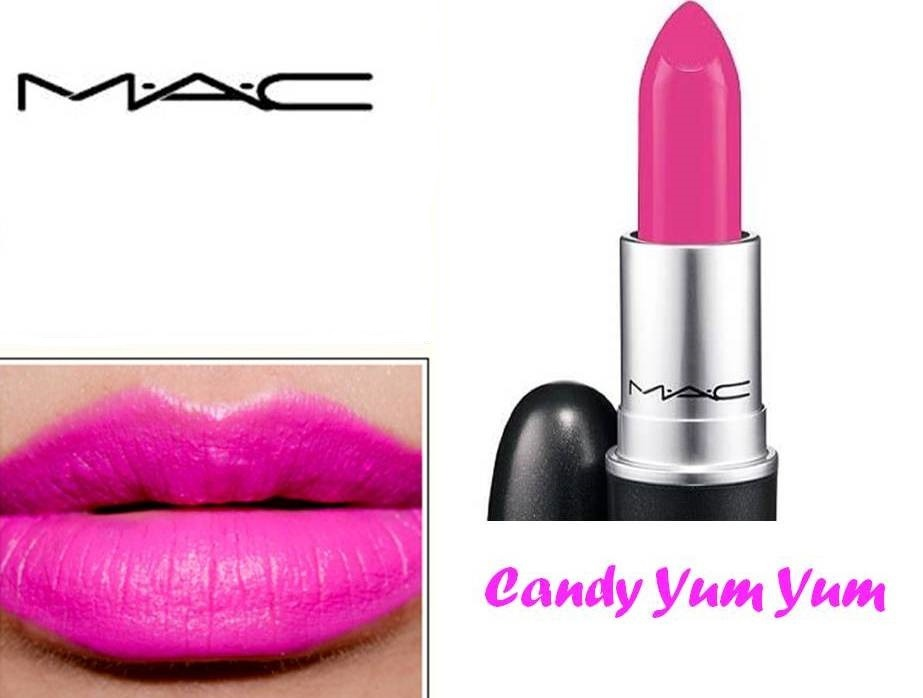 Son MAC USA - Màu candy yum yum