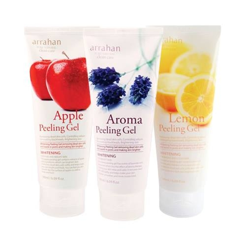 Gel tấy tế bào chết Arrahan Apple Whitening  180ml