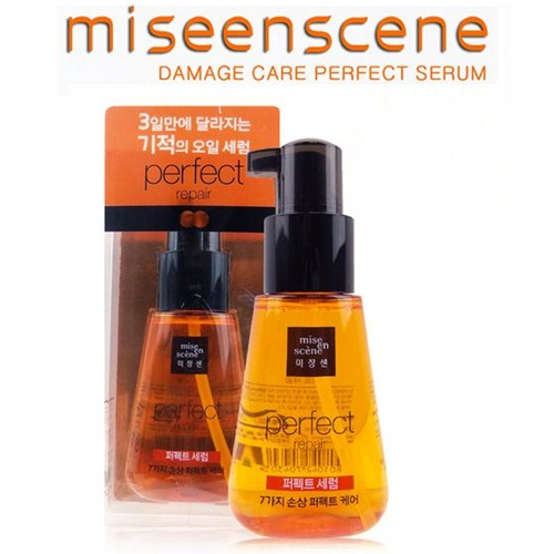 [Mise En Scene] Serum dưỡng tóc Mise En Scene Shine Damage Care 70ml