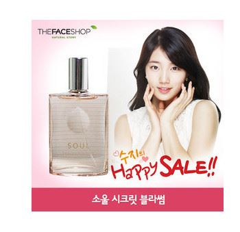 [The Face Shop] Nước hoa Soul Secret Blossom 30ml