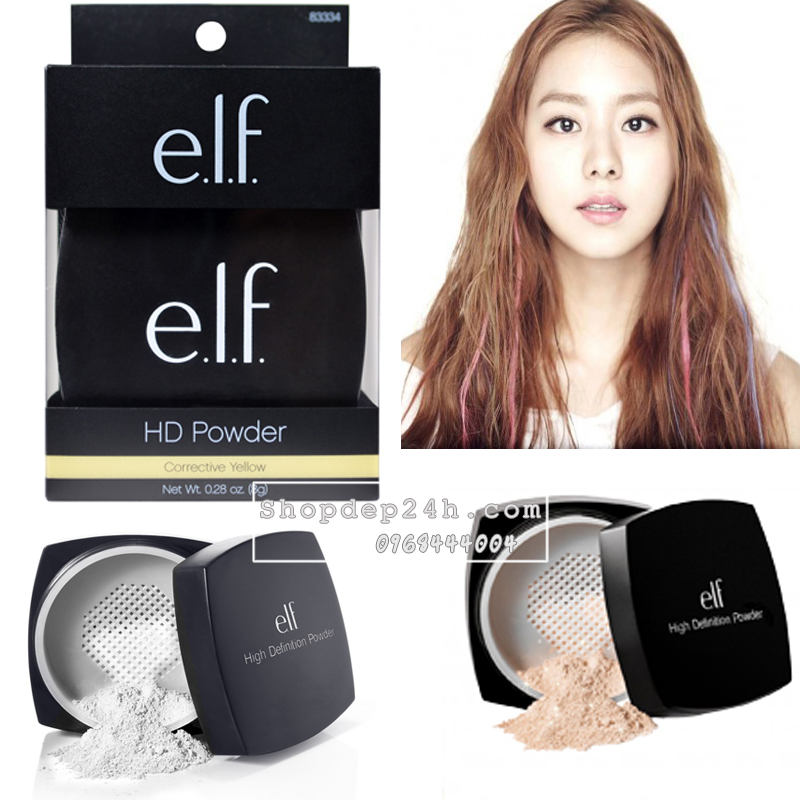 [e.l.f] Phủ bột e.l.f. HD Powder: Soft Luminance, Sheer