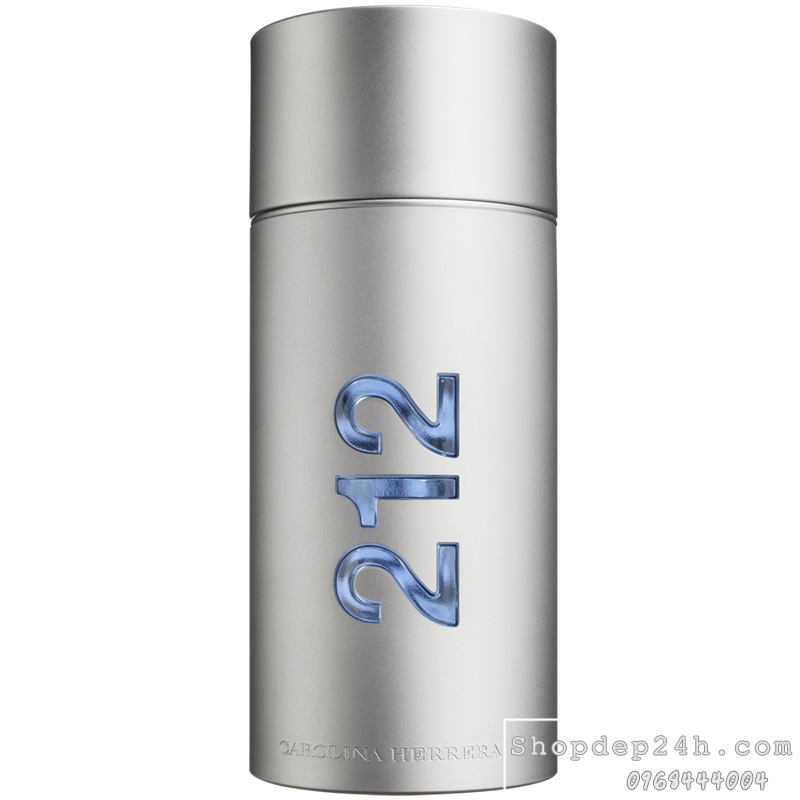[Carolina Herrera] Nước hoa mini nam 212 Men EDT 7ml