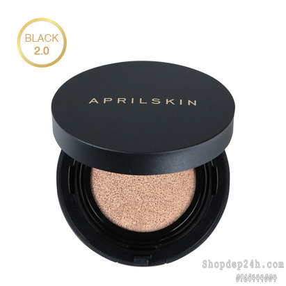 [April Skin] Phấn April Skin Magic Snow Cushion SPF50 (new 2016)