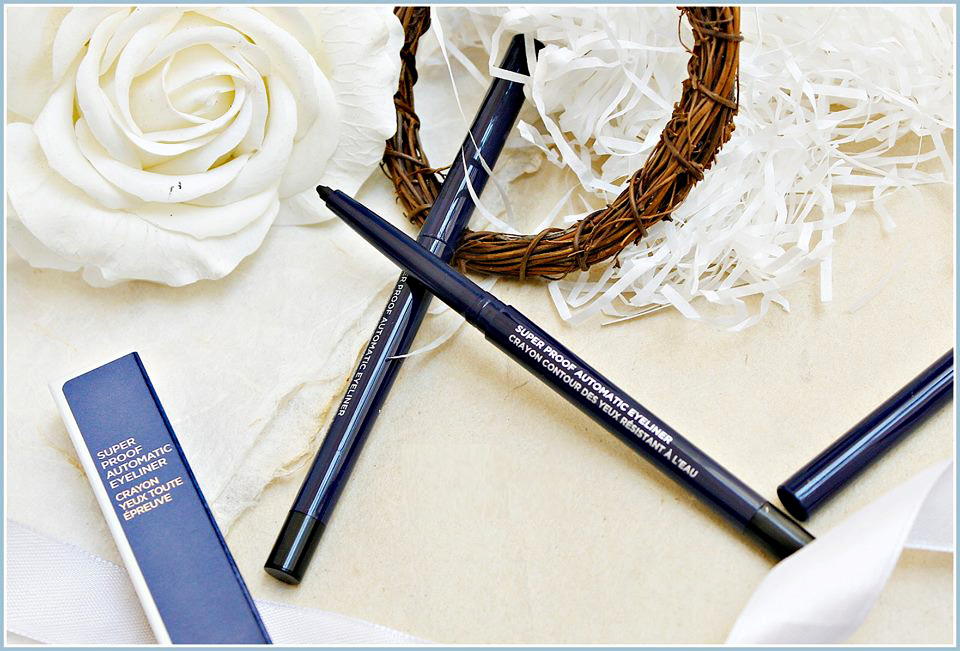 [The Face Shop] Chì kẻ mắt Super Proof Automatic Eyeliner